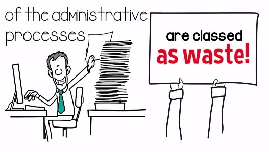 Lean Office Administrative Waste